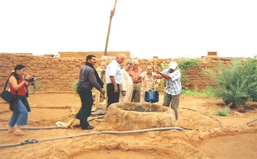 Crédit Photo: WVC Dahla 07 (2005-09) - S.W. Algérie)