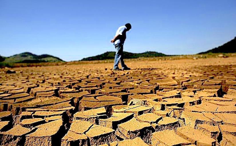 Inquiétante sécheresse auBrésil