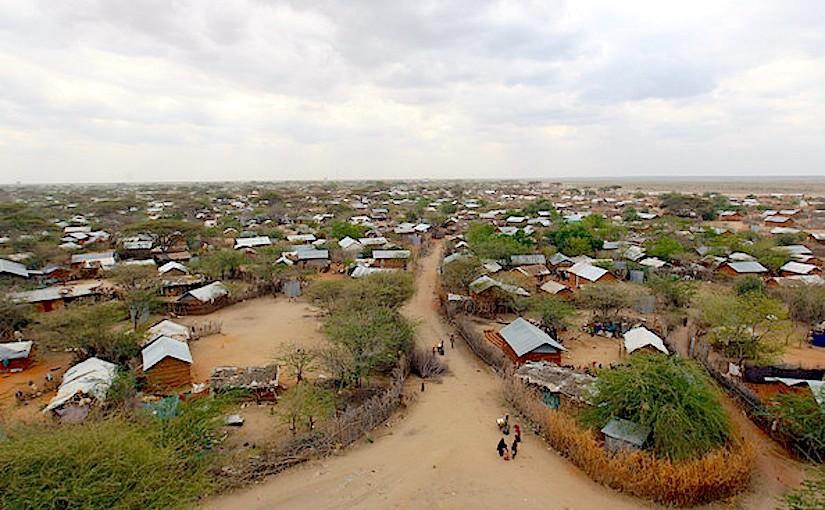 De la sécheresse à lafamine
