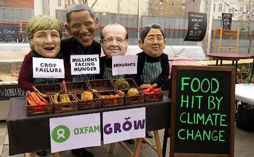 Réchauffement climatique etalimentation