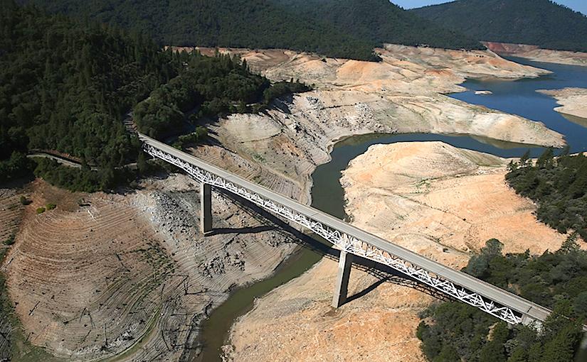 Une sécheresse historique en Californie et auNevada